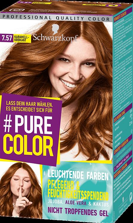 Coloration Caramel Brittle 7:57, 1 pc