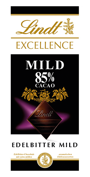 EXCELLENCE 85% MILD, 100g