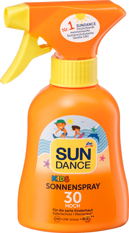 Sun Spray Kids SPF 30 Delicate Children's Skin, 200 ml