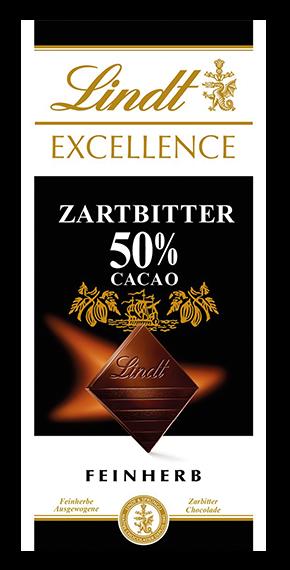 EXCELLENCE TART BITTER 50%, 100g