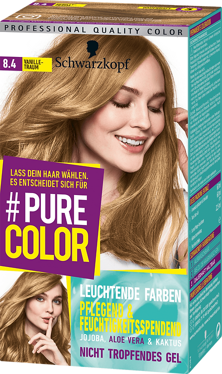 Coloration Vanilla Dream 8.4, 1 pc