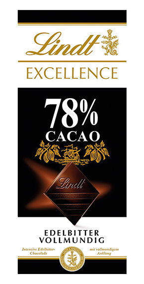 EXCELLENCE 78%, 100g