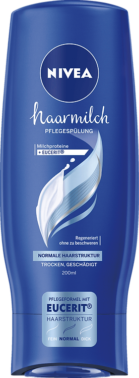 NIVEA Conditioner Hair Milk, 200 ml