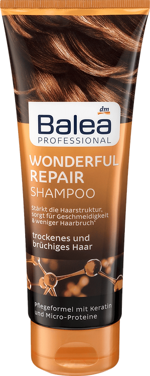 Professional Shampoo Wonderful Repair, 250 ml