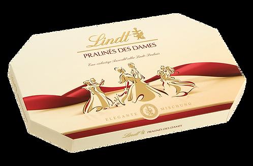 LINDT PREMIUM PRALINÉS DES DAMES CHOCOLATE, 250g