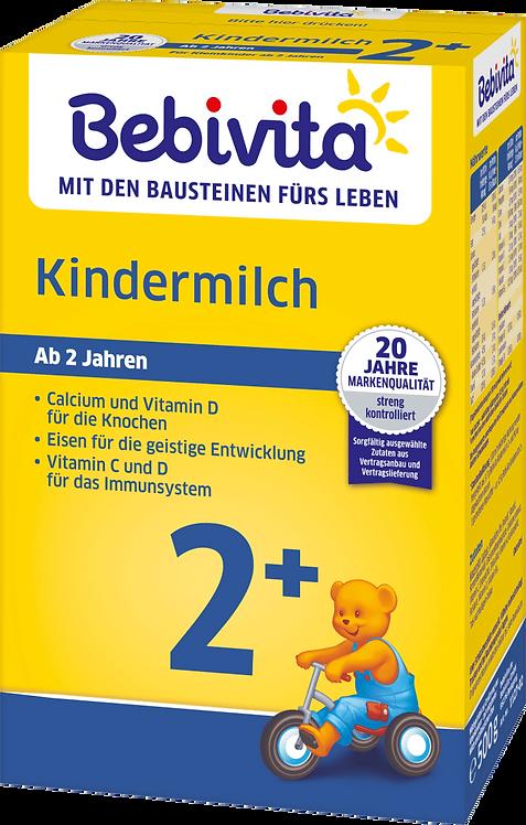 Bebivita Children's milk 2+ from 2 years, 500 g