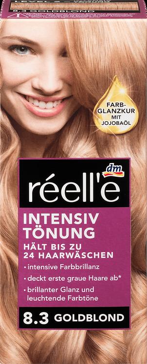 réell'e Intense tint golden blonde 8.3, 1 pc, 1 pc