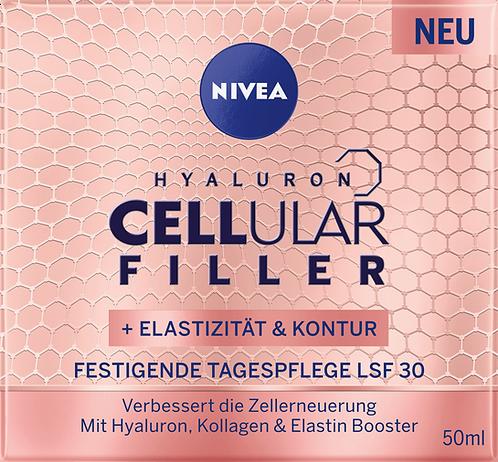 NIVEA Day Cream Cellular & Elasticity Contour With SPF 30, 50 ml
