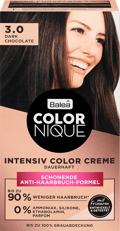 COLORNIQUE Hair Color Hair Color Dark Chocolate 3.0