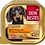 Thumbnail: Wet food for dogs, exquisite, 60% chicken with tasty fillets, 300 g