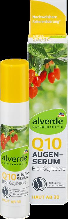 Eye Serum Q10 Organic Goji Berry, 10 ml