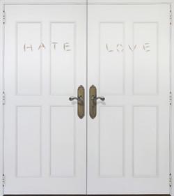 Two Doors on Each Side