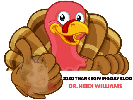The Very Thankful Blog - Thanksgiving Day Edition
