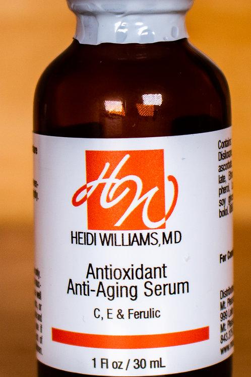 HW  Antioxidant Anti - Aging Serum
