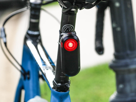 Safety is Important - My First Ride with the Garmin Varia - a cycling light, that acts as a radar!