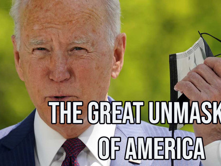 The Great Unmasking of America