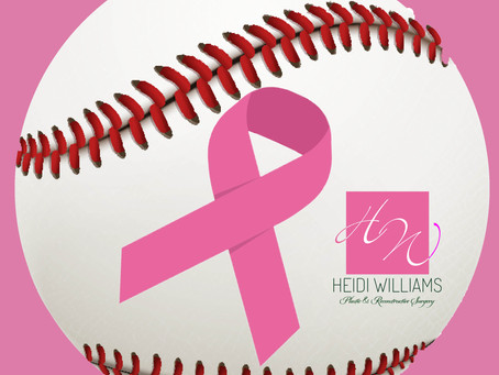 A Moment to Reflect: October's Baseball Playoffs &  Breast Cancer Awareness Month