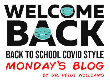 Back to School Covid Style