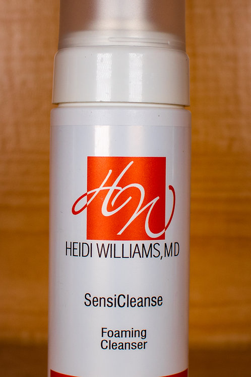 HW SensiCleanse Foaming Cleanser