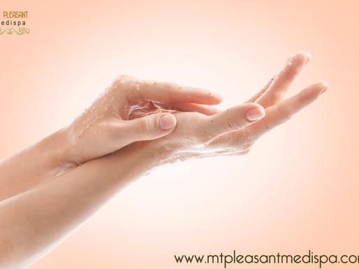 Hand Rejuvenation at Mt. Pleasant Medispa