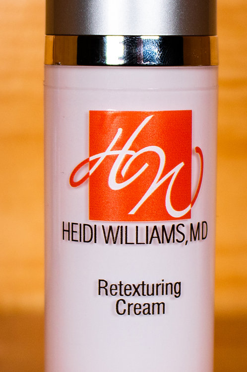 HW - Retexturing Cream