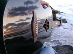 Guitar Reflection