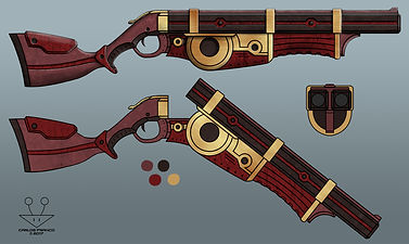 Weapon Art