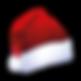 stickers-bonnet-du-pere-noel-rouge-et-bl
