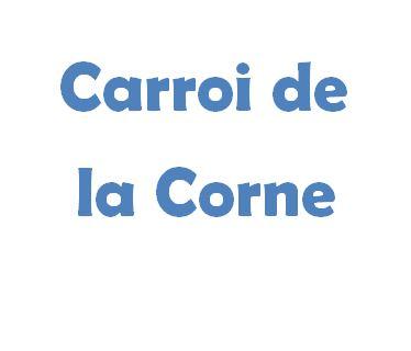 Carroi de la Corne