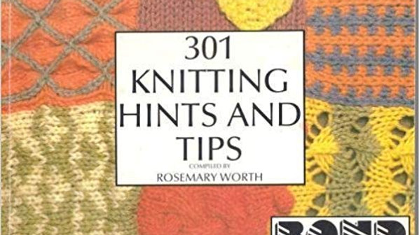 301 Knitting Hints & Tips