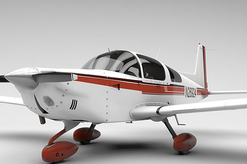 1979 Grumman Cheetah_V14 3D Model