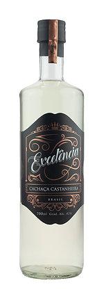 Cachaça Excelência Castanheira 700ml