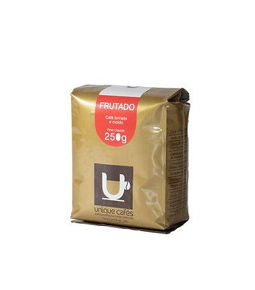 Café Unique Frutado Torrado e Moído 250g