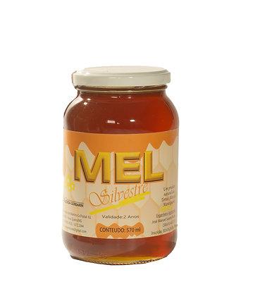 Mel Silvestre FAZENDA GONDARIM 570 ml