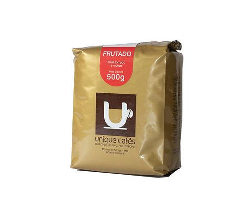 Café Unique Frutado Torrado e Moído 500g