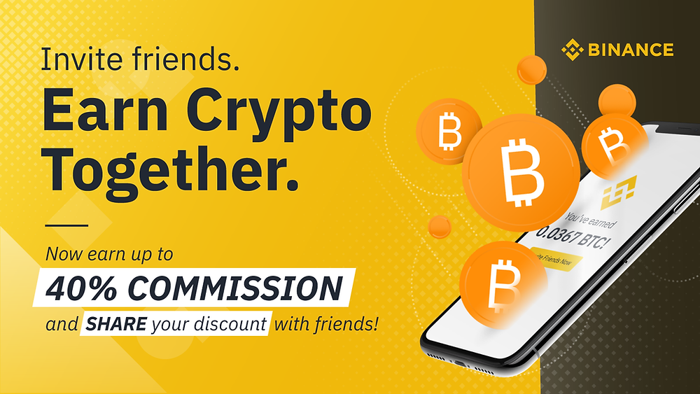 the bitcoin logo in a yellow background