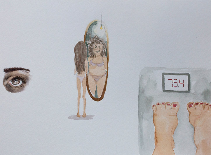 My Battle with Anorexia