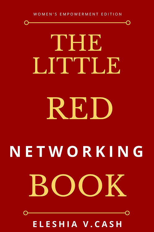 The Little Red Networking Book - Deluxe Edition