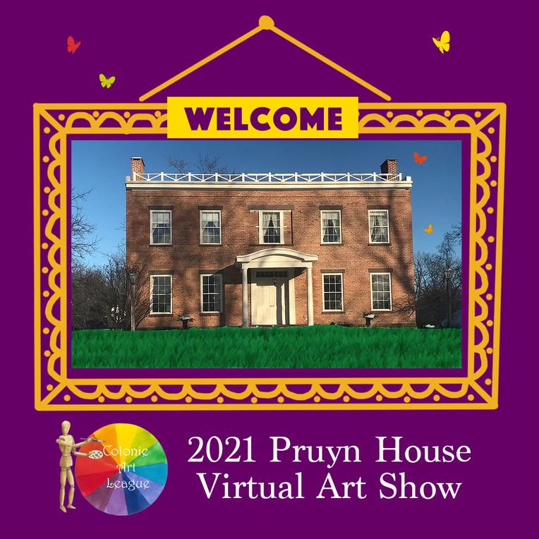 2021 Pruyn House Art Show