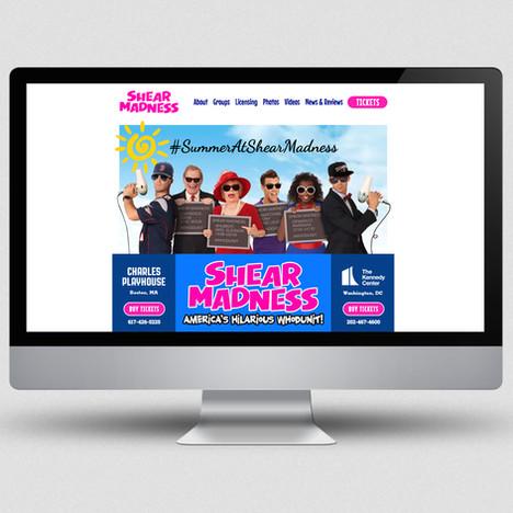 Shear Madness Website
