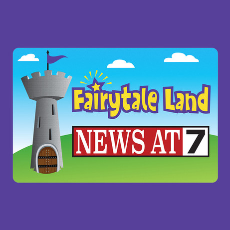 Fairytale Land Large Format Poster