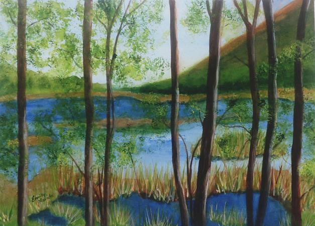 8. Thompson's Pond