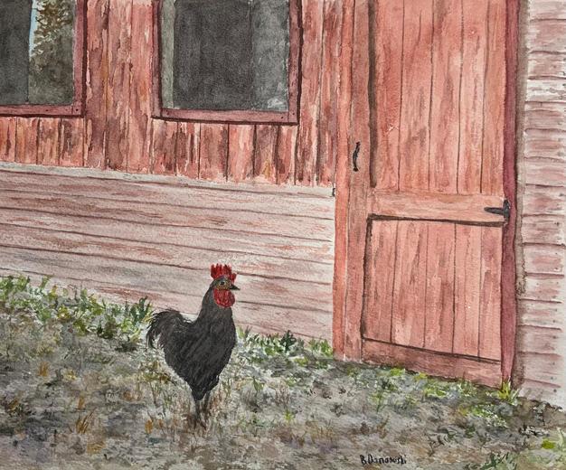 15. Buckley Farm