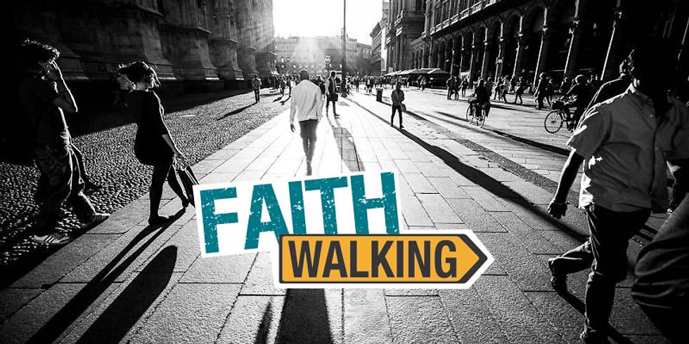 Faithwalking Foundations - Module 1 - Online Class