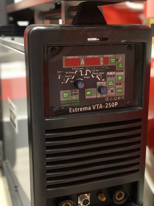 JVA250P | VENTORY AC-DC TIG/MMA PULSE INVERTER WELDING MACHINE ESTREMA