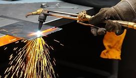 เครื่องตัดแก๊สกึ่งอัตโนมัติ Gas Cutting