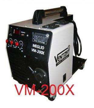 JVM200X | MIG WELDING MACHINE VENTORY MEGLIO VM-200X/220V