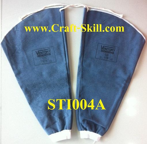 STI004A  ARM SLEEVE,LEATHER /ปลอกแขนเชื่อม อย่างดี