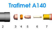 A140 Trafimet Plasma Parts