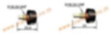 Valve VS-1, VS-2 วาล์วหัวเชื่อมอาร์กอน